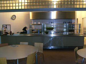Vernieuwen koffie corners en restaurant