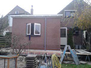 Aanbouw te Broek op Langedijk